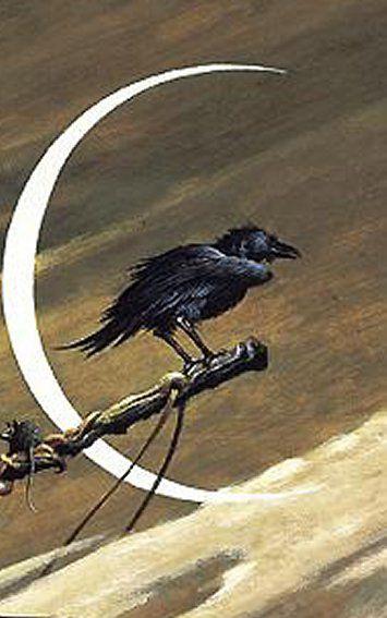 Le Tableau du Samedi: Charles Wysocki, La Sorcière d'Halloween