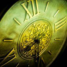 L'horloge du temps