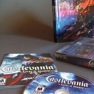 Test du jeu vidéo Castlevania Lords of Shadow