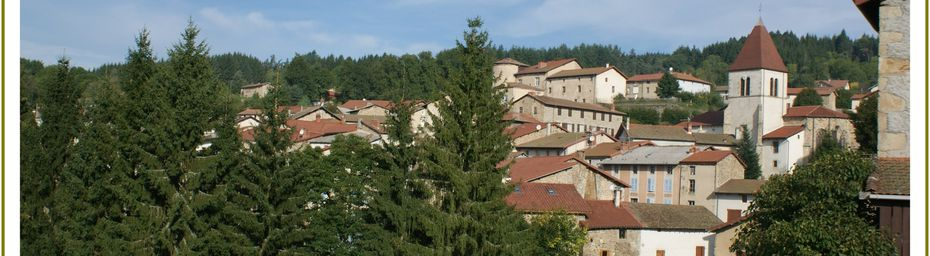 Les villages du Puy de Dome: St Bonnet le Chastel