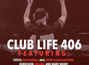 Tiësto club life 406 - january 10, 2015