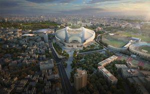 Innovation produit : Le futur stade de Tokyo est révélé