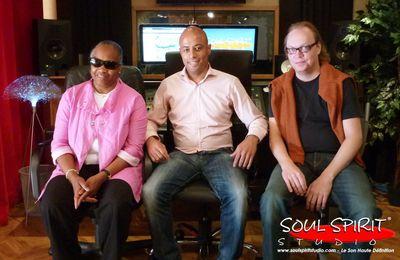 Barbara Hendricks et Love Derwinger à Soul Spirit Studio