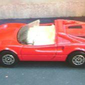 FERRARI 308 GTS CORGI FABRIQUEE EN GRANDE BRETAGNE - car-collector.net
