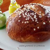 Mounas - Cuisine gourmande de Carmencita