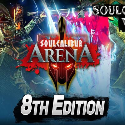 SOULCALIBUR Arena 8ème Edition : The Return of the Emperor's Arena!