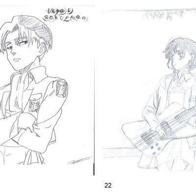 """Concours de dessins """"A la manière des mangas"""" (13)"""