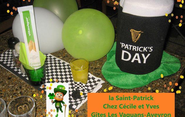 Saint-Patrick 2021 !!!