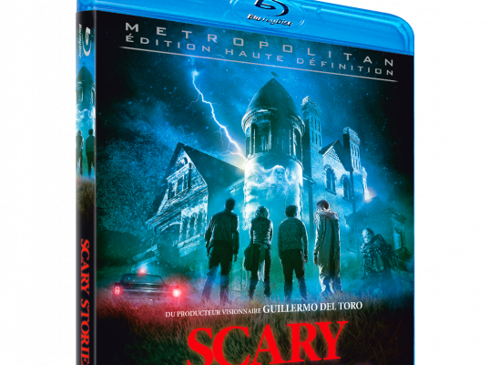 [REVUE CINEMA BLU-RAY] SCARY STORIES