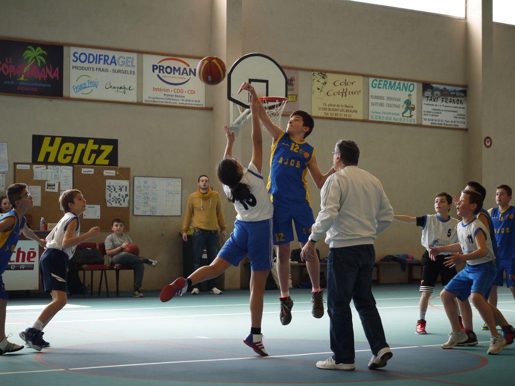 Nos U13 à Bligny Les Beaune. Victoire 37 - 54. Merci Sylvain pour les photos ! Merci Gilles pour le coaching.