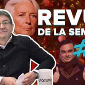 Revue de la semaine #12 - Jacqueline Sauvage, Christine Lagarde, caissière Auchan, listes électorales, Carlos Ghosn | Jean-Luc Mélenchon