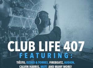 Tiësto club life 407 - january 17, 2015