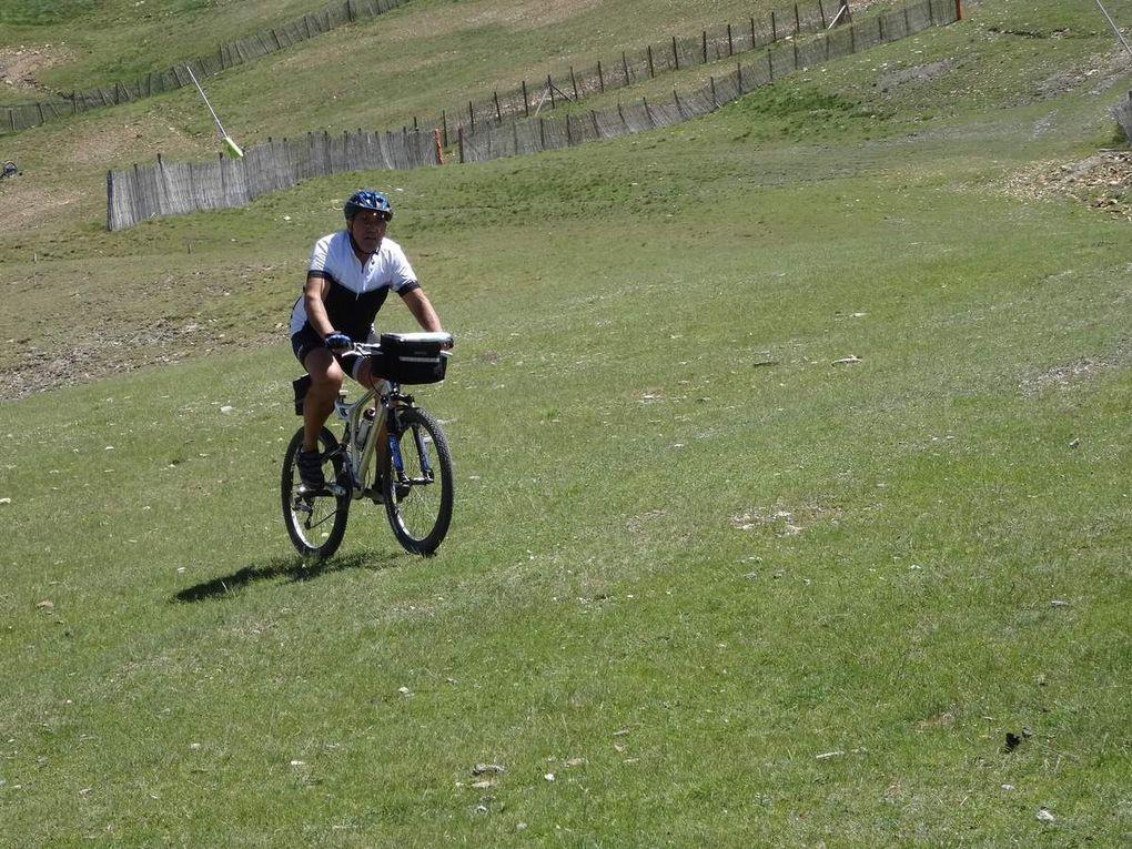 Cyclotourisme au sommet… de l'Envalira!