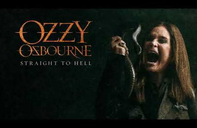 VIDEO - Nouvelle chanson d'OZZY OSBOURNE Straight To Hell