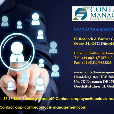 Why You Must Consider Hiring A Recruitment Company In Germany?