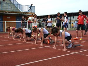 CHAMPIONNAT DEPARTEMENTAL ATHLETISME INDIVIDUEL OUTDOOR 2014/2015