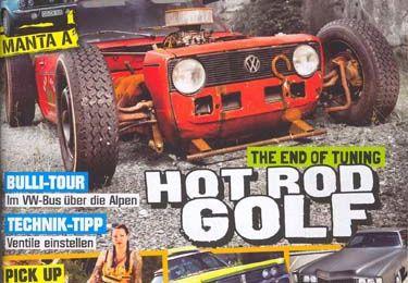 Fotoshooting Motor Maniacs 2011