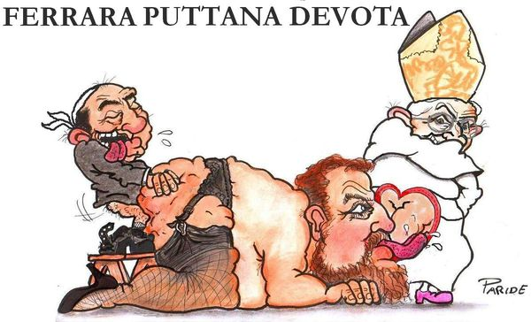 La puttana devota
