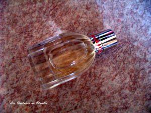 Mes parfums.