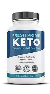 Fresh Prime Keto Pills