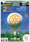 Fin des inscriptions ce soir à 18h pour la compétition du Rotary samedi...