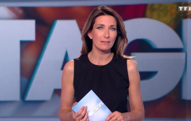 📸5 ANNE-CLAIRE COUDRAY @ACCoudray @TF1 GRANDS REPORTAGES ce midi #vuesalatele