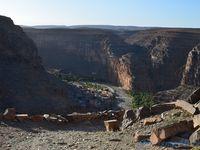 Agadir Id Aissa, Amtoudi (Maroc en camping-car)