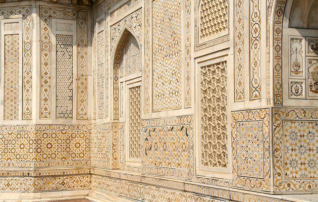 Indes : Agra, le Taj Mahal
