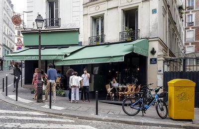 Le Café de Luce (Paris 18) : Et de deux pour Amandine Chaignot !