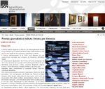 Premio giornalistico Istituto Veneto per Venezia