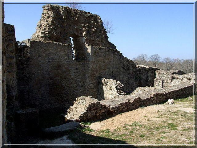 Diaporama château de BRIDIERS à La Souterraine