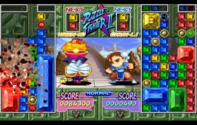 Super Puzzle Fighter II Turbo HD Remix passé au crible de mes souvenirs