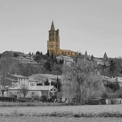 ● Avignonet-Laugarais d'antan & d'aujourd'hui, Hte Garonne.