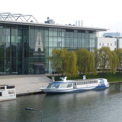 Autostadt: Wolfsburg (11/04)