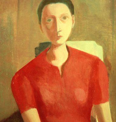Virgilio Guidi et ses portraits de femmes