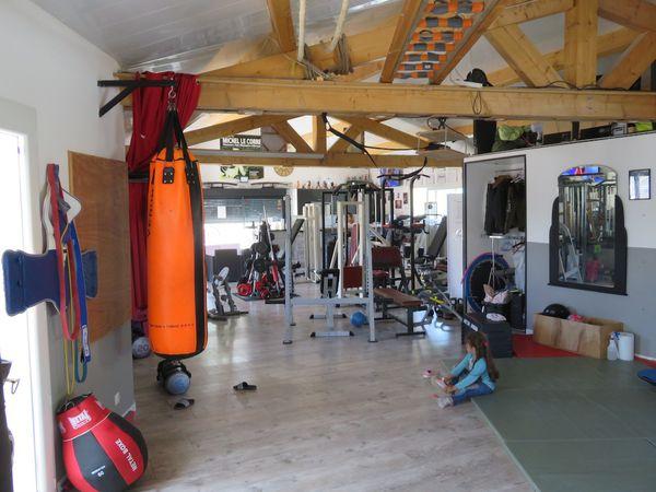 Saint André les Alpes: La salle de sports ouvre les portes