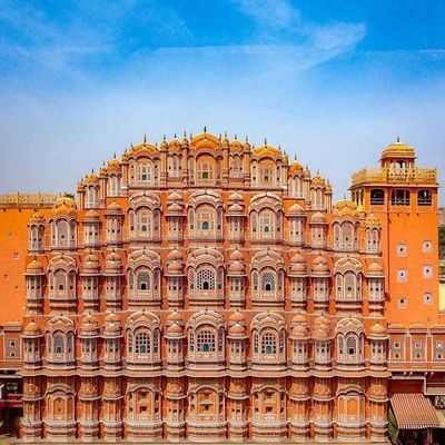Hawa Mahal: The Palace of Winds in Jaipur