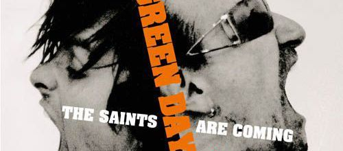 U2 -The Saints Are Coming