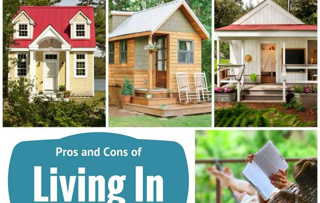 Pros and Cons of Living In a Small House