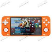 Console portable Powkiddy RGB10 MAX - Orange