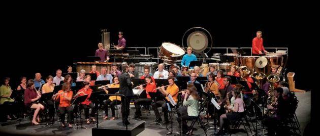 """Pornichet / Quai des arts - A la croisée de nos """"Imaginaires"""" avec l'Orchestre d'Harmonie de Saint-Nazaire - Dimanche 14 Novembre 2021"""