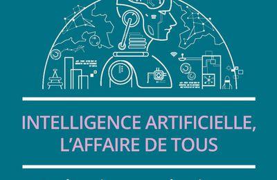 Intelligence artificielle, l'affaire de tous. De la science au business. Thierry Bouron . Pearson 2020