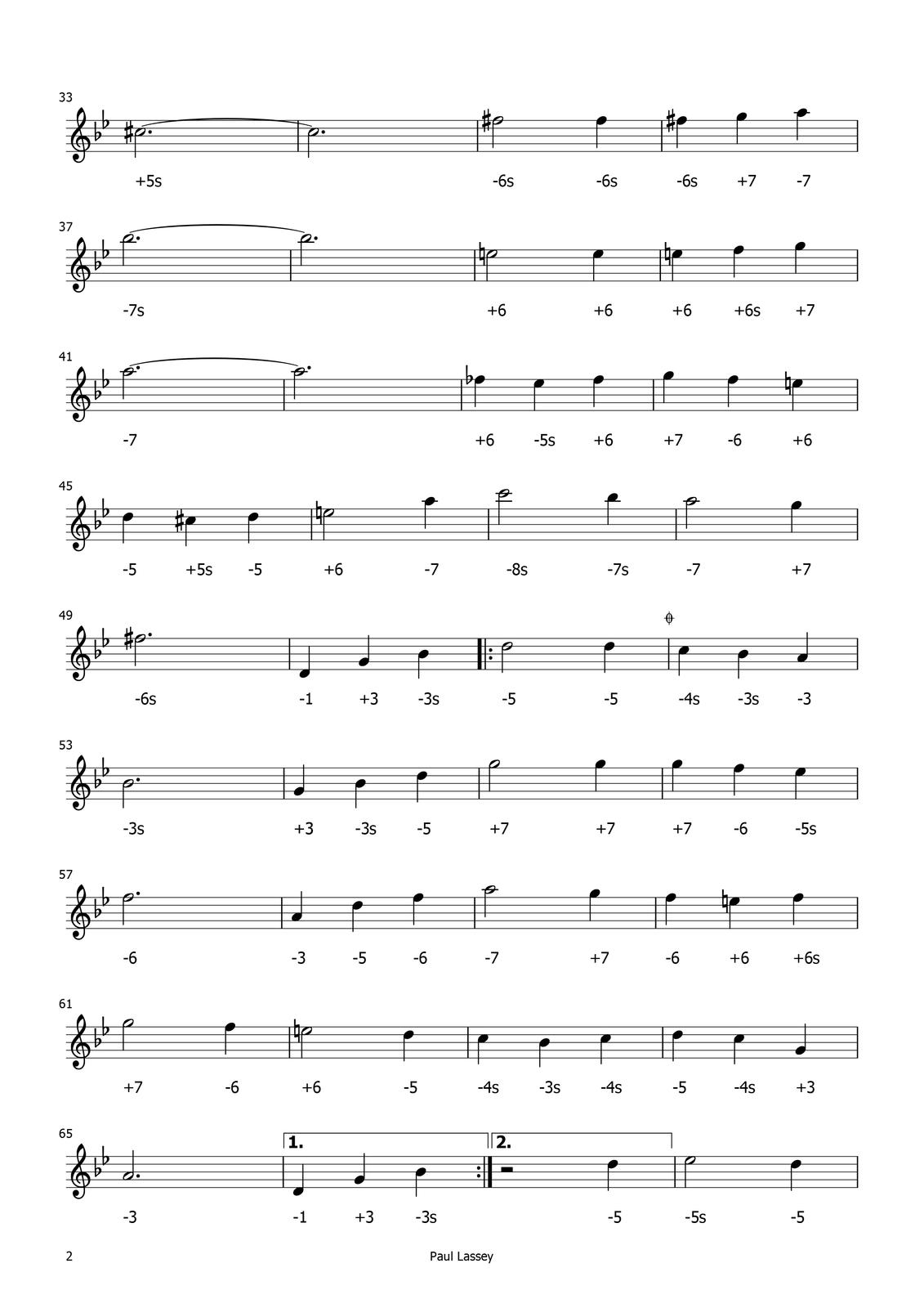 Le Château Ambulant - Harmonica chromatique - Argt Paul Lassey