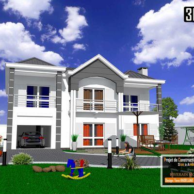 Projet de construction d'une villa sise à Ambohimangakely