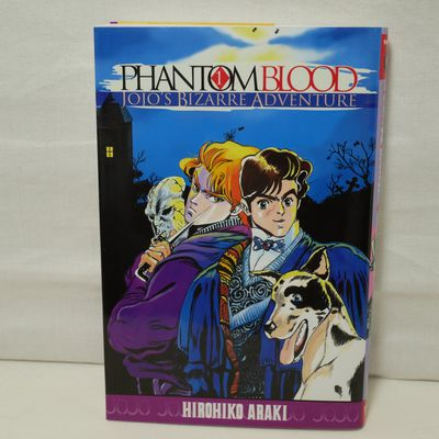 Phantom Blood - JoJo's Bizarre Adventure : Tome 01