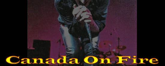 U2 -Unforgettable Fire Tour -30/03/1985 -Ottawa -Canada -Civic Center