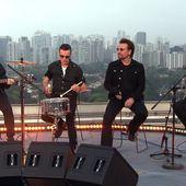 U2 -Globo Studios - Sao Paulo, Brazil -17/10/2017 - U2 BLOG
