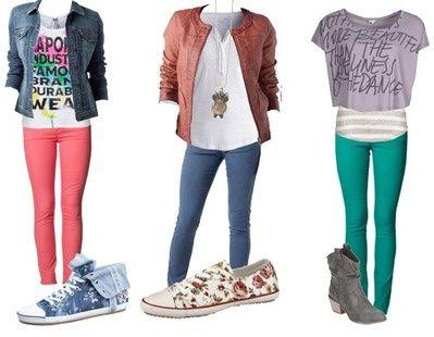 Outfit der Woche Nr 1 :)