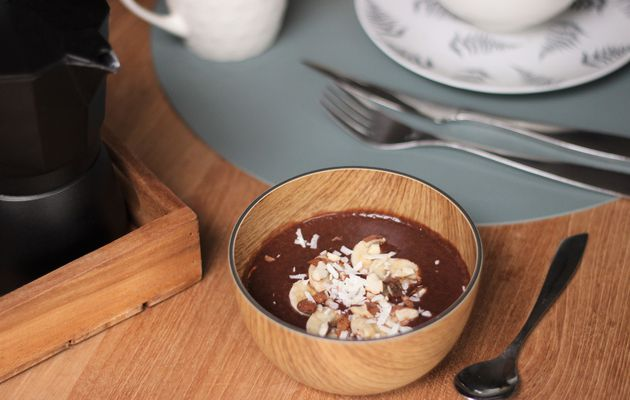SMOOTHIES BOWL AMANDE CHOCO COCO