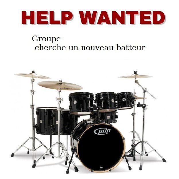 🎵 Petite annonce : Cycles of Flood , groupe de nu-metal sur 1030 cherche nouveaubatteur.